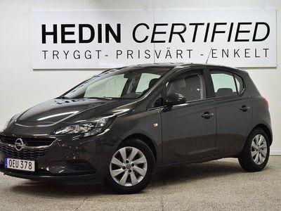 begagnad Opel Corsa Enjoy Plus 1,4 90Hk