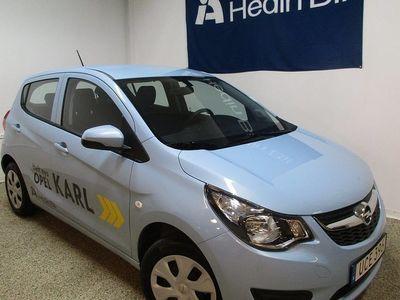 begagnad Opel Karl ENJOY 5-DÖRRARS 1.0 ECOTEC 75 HK (MT5)