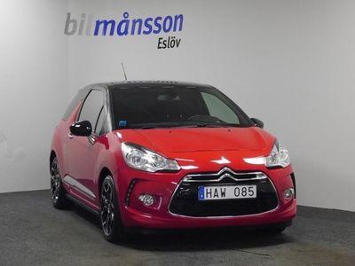 brugt Citroën DS3 Citroen