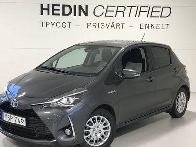 begagnad Toyota Yaris Hybrid 1.5 VVT-i CVT, 101hk