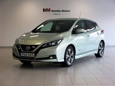 begagnad Nissan Leaf 40 kWh 2.ZERO