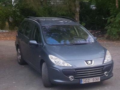 begagnad Peugeot 307 1.6 HDI GDS