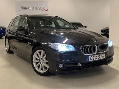 begagnad BMW 520 d xDrive190HK Drag/Läder/Euro6