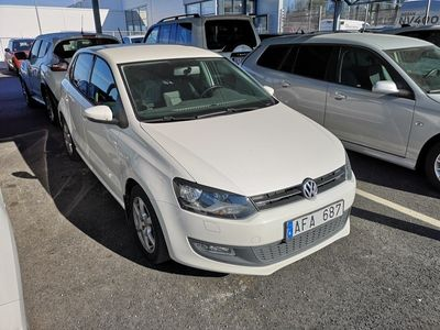 used VW Polo 1.4 5dr Masters / Drag (85hk)
