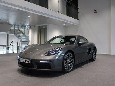 used Porsche 718 CaymanS