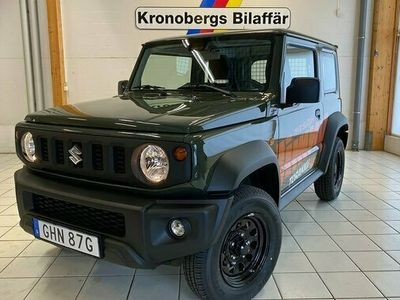 begagnad Suzuki Jimny Torakku 1.5 ALLGRIP Euro 6 2021, Personbil Pris 214 900 kr