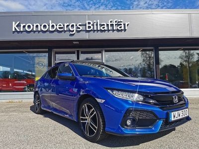 begagnad Honda Civic Executive Premium 1.6 i-DTEC Euro 6 120hk