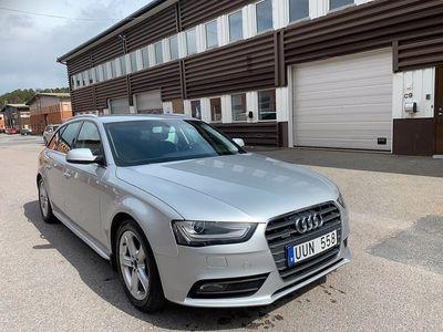 begagnad Audi A4 Avant 2.0 TDI 177hk quattro AUT Nyservad