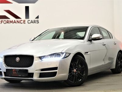 begagnad Jaguar XE 2.0 Prestige Se Spec 1 Ägare