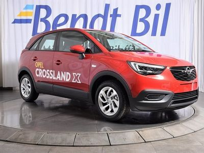 begagnad Opel Crossland X Enjoy 1.2 / ECO LED
