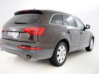 gebraucht Audi Q7 TDI 240HK AUT DRAGKROK