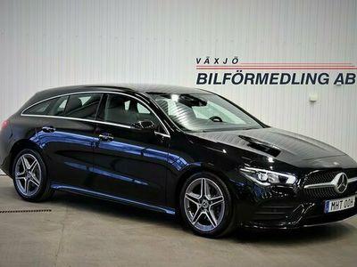 begagnad Mercedes 220 CLA Benzd Shooting Brake AMG Sport 2020, Sportkupé Pris 379 900 kr