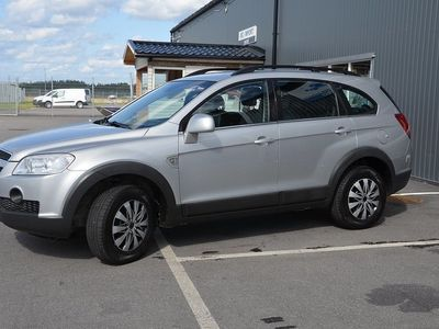 begagnad Chevrolet Captiva 2.0 VCDi 4WD Automat 7-sits 150hk