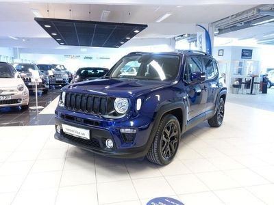 begagnad Jeep Renegade 1.0 GSE T3 120HK - S&S Night Eagle