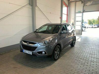 begagnad Hyundai ix35 2014, SUV Pris 119 000 kr