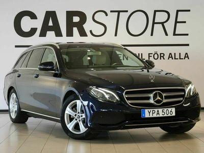 begagnad Mercedes 220 E-KlassAutomat, Distronic Widescreen, Dragkrok