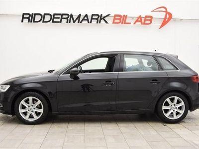 begagnad Audi A3 Sportback 2.0 TDI 150hk 6859MIL / SPORT