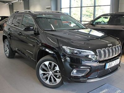 begagnad Jeep Cherokee Overland 2.2 DS 195hk Aut AWD - DEMO