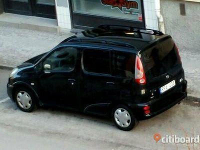 begagnad Toyota Yaris Verso 1.3