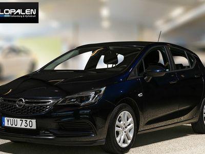 begagnad Opel Astra Enjoy 5d 1.6D 110hk