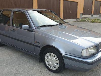 begagnad Volvo 440 2,0 SE med låga mil i t skick -96