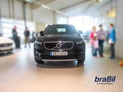 begagnad Volvo XC40 T5 AWD Momentum Intro Edition 2018, SUV 374 900 kr