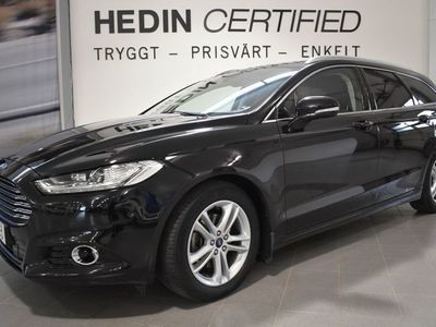 begagnad Ford Mondeo 2,0TDi 150 hk Business Automat