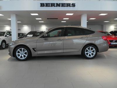 begagnad BMW 320 Gran Turismo d xDrive D GT