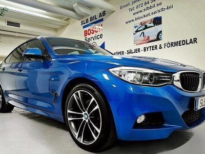 begagnad BMW 320 D GT/Aut X-Drive + M-PKT/WOW