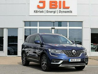 begagnad Renault Koleos Intens A 2.0 4WD Aut - Panoramaglastak. Drag 2020, SUV Pris 284 800 kr