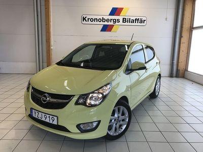 brugt Opel Karl KarlEnjoy PlusPaket 5-D 1.0 ECOTEC 75 hk (MT5) -1 -18