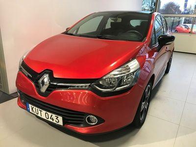 begagnad Renault Clio IV Energy TCe 90 Dynamique 5-d 2014, Halvkombi 83 000 kr