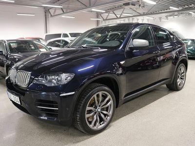 begagnad BMW X6 M50d xDrive Steptronic 381hk