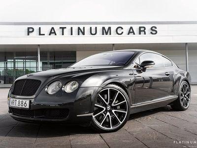 begagnad Bentley Continental GT 6.0 W12 SV.SÅLD 2005, Sedan 448 000 kr