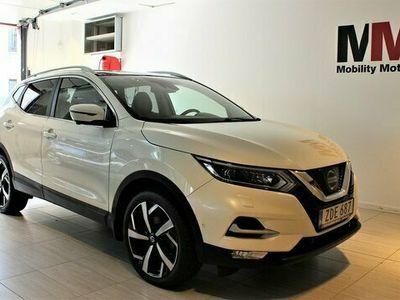 begagnad Nissan Qashqai 1.5 dCi Euro 6 110hk / TEKNA DESIGN PACK