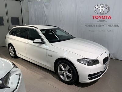 begagnad BMW 520 d xDrive Touring 2.0D Automat /Drag/V-hjul