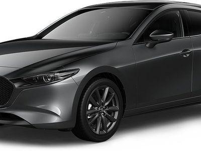 begagnad Mazda 3 Sport 2.0 SKYACTIV-X M Hybrid Automat Euro 6 180hk