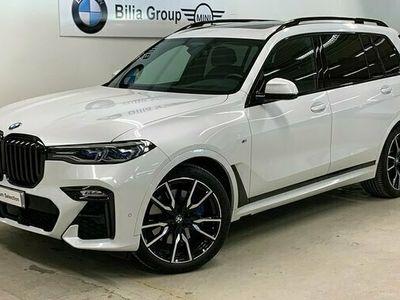 begagnad BMW X7 xDrive 40i Aut M-Sport 7-sits | Drag | H&K | Kupevärmare