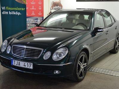 begagnad Mercedes E320 5G-Tronic 224hk Sv-såld