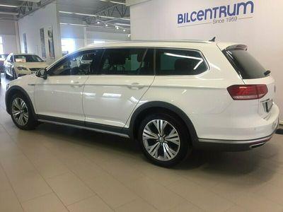 begagnad VW Passat Alltrack Sportscombi