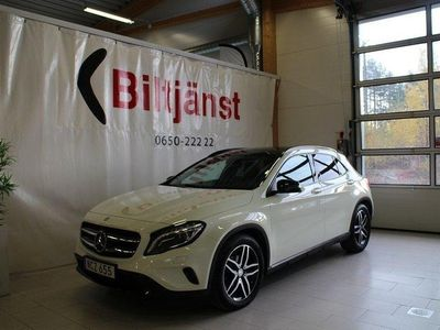 begagnad Mercedes GLA200 d 7G-DCT Euro 6 136hk