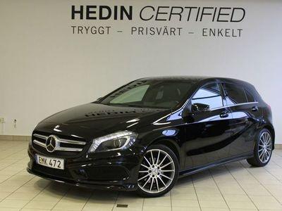 begagnad Mercedes A200 - BenzCDI AMG Värmare, Backkamera,