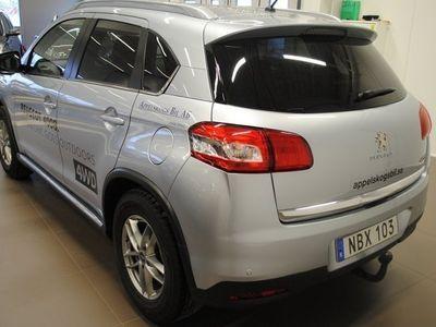 begagnad Peugeot 4008 Allure HDi Business *Löstagbar Dragkrok*