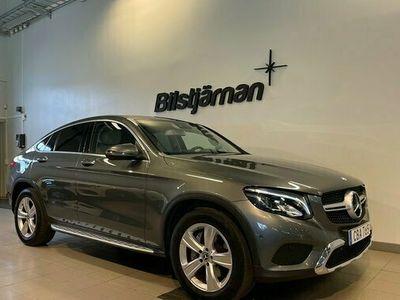 begagnad Mercedes E250 GLC Benz d Coupé 4MATIC, Drag, V-hjul 2017, SUV Pris 399 000 kr