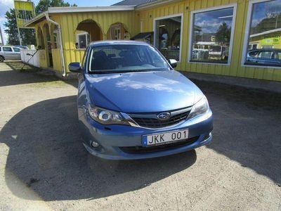 begagnad Subaru Impreza 2.0