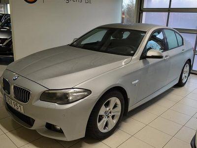 begagnad BMW 520 d Sedan M-Sport Automat