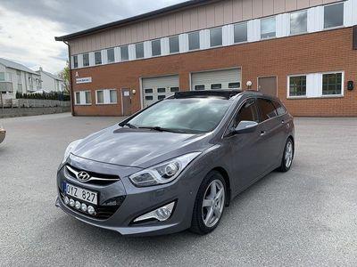 begagnad Hyundai i40 cw 1.7 CRDi AUT 136hk Fullutrustad