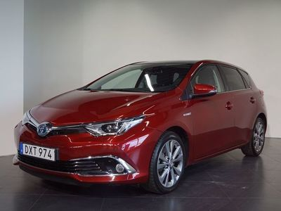 begagnad Toyota Auris Hybrid Executive