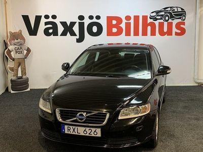 begagnad Volvo S40 2.0 Flexifuel Kinetic 145hk -12
