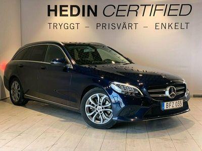 begagnad Mercedes C200 - Benzd / / Värmare / / SE - Edition / / Drag / / Navigation